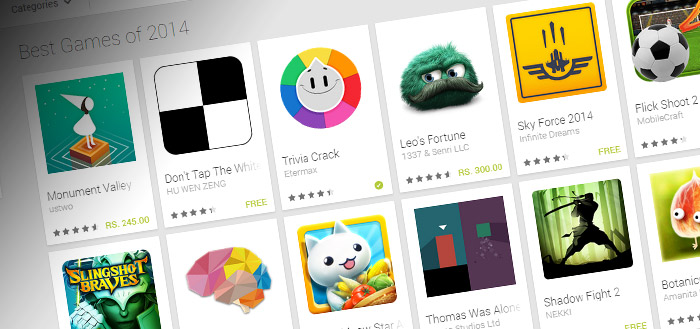 list of top paid android apps 2014