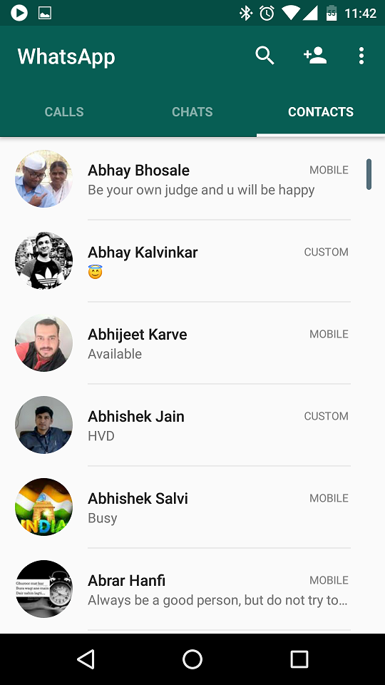 How To Disable Whatsapps New Status Feature In Android